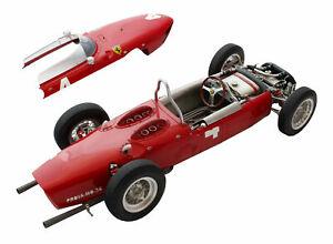 【送料無料】ホビー ·模型車·バイク レーシングカー フェラーリディノマスタブシャークノーズferrari dino f1 1961 masstab shark nose 112
