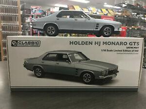 送料無料 大人気 ホビー 模型車 モデルカー holdenhj monaro メーカー直売 gts satin mist model carholden hj car metallic scalemodel 118 scale