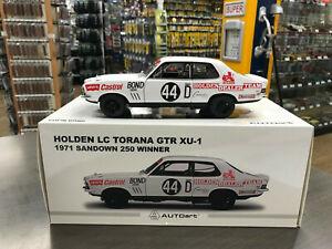 送料無料 お値打ち価格で ホビー 模型車 モデルカー holden lc torana gtr xu11971sandown 250colin 118holden car xu1 250 1971 公式ショップ model sandown colin scale bond