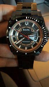 送料無料 腕時計 ブローバbulova 98b143 マーケティング wrist for watch 毎日続々入荷 men