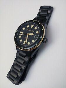 送料無料 腕時計 スピネーカーケイヒルメンズダイバーウォッチspinnaker cahill automatic mens watch sp5075 買い取り diver 正規品送料無料