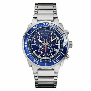 送料無料 腕時計 ノーティカクロノアクティブウォッチnautica nst watch 永遠の定番 700 active chrono お値打ち価格で