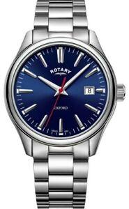 送料無料 卓抜 腕時計 ロータリーオックスフォードウォッチrotary gents 再再販 watch gb0509253 oxford