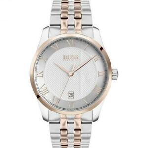 送料無料 腕時計 ショップ マスターメンズブレスレットウォッチboss 激安 watches master mens 1513738 bracelet watch