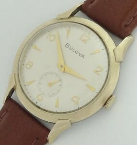 送料無料 腕時計 スイスブローバゴールドヴィンテージウォッチ17 jewels swiss made filled 海外輸入 bulova vintage watch l5 今季も再入荷 gold
