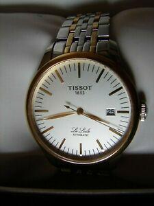 送料無料 腕時計 ティソルロックルメンズウォッチtissot セール特価 le locle qksha21571 preowned automatic mens プレゼント watch