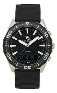 国際ブランド 送料無料 腕時計 人気ショップが最安値挑戦 リップカールクラシックデジタルタイドウォッチブラック