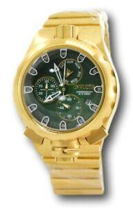 大人気! 送料無料 腕時計 インビクタスナイパーメンズゴールドスイスクロノグラフウォッチinvicta coalition forces sniper 上質 mens gold 50mm 29888 swiss chronograph watch
