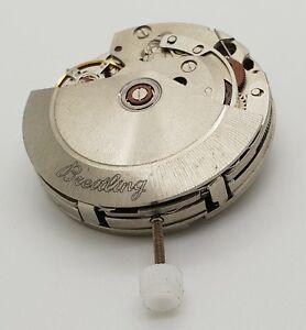 送料無料 腕時計 ヴィンテージブライトリングクロノグラフムーブメントクロノマvintage breitling eta 7750 automatic 在庫処分 jewels chronograph 6 開催中 movement 17 chronomat