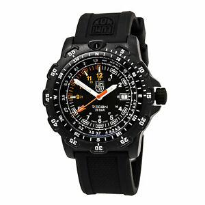 送料無料 直営店 腕時計 SALE開催中 ルミノックスポイントメンズブラックウォッチスイスメイドディーラー