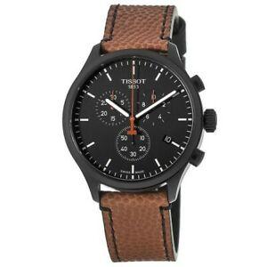 送料無料 お気にいる 腕時計 ティソクロノスペシャルエディションブラックメンズウォッチ 永遠の定番モデル