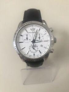 AL完売しました。 送料無料 腕時計 安心の定価販売 フィリップウォッチクロノモヴスイスphilip watch made mov crono swiss