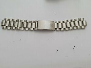 送料無料 腕時計 ブレスレットスチールiwc bracelet 売却 steel extension 5mm 特価キャンペーン with 18