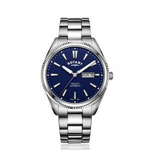 送料無料 出色 期間限定で特別価格 腕時計 ロータリーメンズヘンリーrotary gb0538005 mens wristwatch automatic henley