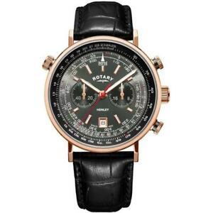 送料無料 腕時計 ロータリーメンズウォッチヘンリークロノグラフrotary 国産品 mens 激安通販ショッピング watch chronograph gs0523720 henley