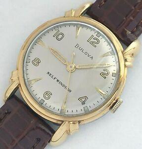 【送料無料】腕時計 ジュエルスイスブローバメンズヴィンテージ17 jewels swiss made bulova l1 mens vintage automatic watch