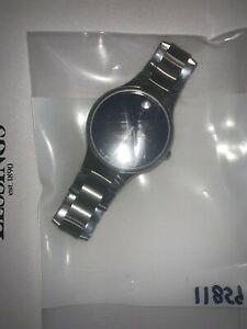 【送料無料】腕時計 セリオステンレススチールブレスレットウォッチブラックシルバー