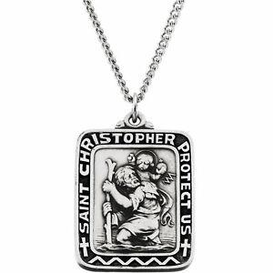<title>送料無料 ジュエリー アクセサリー セントクリストファーシルバーコリアーメダルsaint christopher medaille collier en argent 送料無料(一部地域を除く)</title>