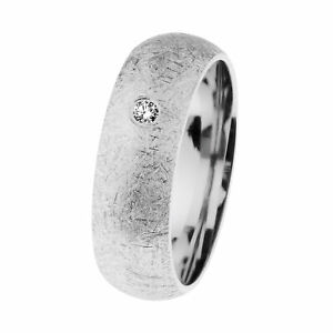 <title>送料無料 ジュエリー アクセサリー エルンストデザインリングスチールアイスマットブリリアントernstes design anello ブランド買うならブランドオフ r626 acciaio ghiacciomatt brillante 0035 ct 6 5 mm w</title>
