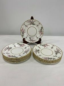 お買い得モデル 【送料無料】キッチン用品 Plates・食器 12・調理器具・陶器 Of ロイヤルウスターダンロビンサラダプレートインチセット良い条件Royal Worcester Dunrobin Salad Plates 8 1/8 Inch Set Of 12 Good Condition, クレシ:d34a13c8 --- mag2.ensuregroup.ca