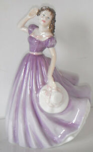 逆輸入 【送料無料】キッチン用品・食器・調理器具・陶器 ベルズアクロスザバレーロイヤルダルトンレディフィギュアバイナダペドリーHN4300 BELLS ACROSS THE VALLEY Royal Doulton Lady Figurine by Nada Pedley, 岩美郡 195141fb