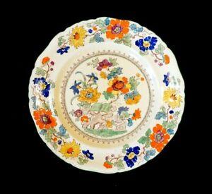 【送料無料】キッチン用品・食器・調理器具・陶器 美しいメイソンズ聖書ランチプレートBeautiful Masons Bible Lunch Plate