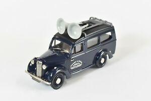 送料無料 模型車 モデルカー レビューを書けば送料当店負担 ブルックリンモデルベッドフォードユーティリティアイコンラウドスピーカーヴァンbrooklin models サービス vanldm98 loudspeaker utilicon 1947 bedford