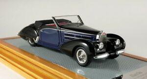 <title>低価格 送料無料 模型車 モデルカー イラリオブガッティアラヴィスカブリオレギャングロフilario il113 143 bugatti t57c aravis 1939 cabriolet gangl sn57798</title>