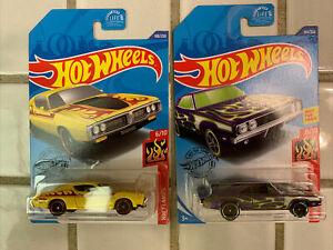 送料無料 模型車 モデルカー ホットホイールダッジチャージャーロット2020 新色 hot wheels nip 71 charger and lot 格安店 69 dodge