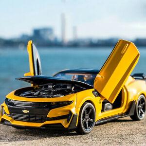 送料無料 模型車 モデルカー シボレーカマロミニカートイトイカーモデルホットホイールサイズchevrolet camaro 132 diecasts amp; 136 wheels hot size 往復送料無料 model 付与 car toy vehicles