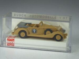 割引 送料無料 卓抜 模型車 モデルカー クラスブッシュホルチアフリカドイツclass busch 41308 horch ii bnib africa ww 853 corps wehrmacht