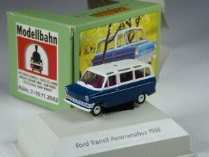 送料無料 模型車 モデルカー クラスブレキナフォードフォードトランジットバスオリジナルボックスclass 激安卸販売新品 brekina ford (訳ありセール 格安) buses in great transit original box
