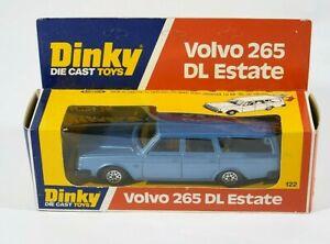 送料無料 模型車 モデルカー ディンキーボルボエステートボックスdinky toys gb 特価 box in estate 265 volvo 数量は多 122