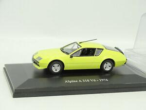 送料無料 模型車 モデルカー 割引 スタンパアルパインルノージャラeligor 輸入 stampa 143 1976 gialla alpine a310 v6 renault