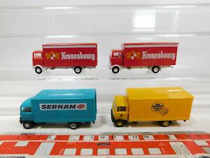 送料無料 模型車 ついに入荷 モデルカー プラリネカミオンメルセデスセルナムクロネンブールポストcl540 5 4x praline h0 post kronenbourg camion mercedes sernam 187 mb 誕生日プレゼント