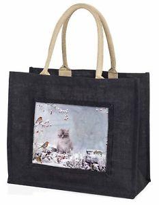 【送料無料】ネコショッピングバッグクリスマスプレゼント