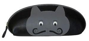 【送料無料】猫 ネコ キャット バッグ 小物 メガネメガネケース