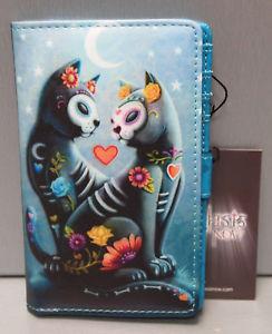 【送料無料】猫 ネコ キャット バッグ 小物 ネメシス14cmゴシックnemesis now starry night cat purse 14cm gothic alternative