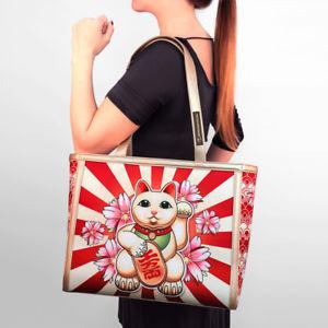 【送料無料】デザイナートートバッグファンキーハンドバッグ
