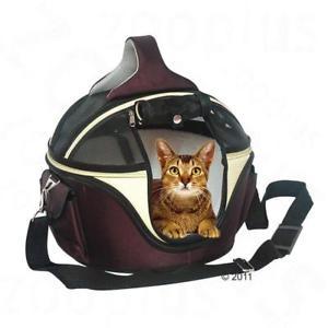 【送料無料】キャリアバッグハードケースペットポータブルcat carrier travel bag hard case dog pet puppy portable transport car vets home