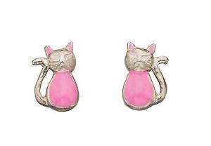 【送料無料】ネコ 猫 ネックレス ##スタッド039;beginnings039; cat stud a948p