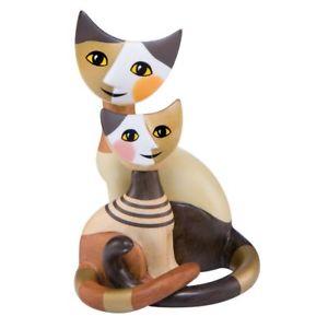 【送料無料】猫 ネコ キャット 置物 rosina wachtmeister elita eフォスカ 2018rosina wachtmeister cats elita e fosca  2018