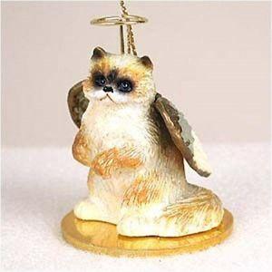 【送料無料】猫 ネコ キャット 置物 ラグドールragdoll angel cat tiny one ornament figurine statue