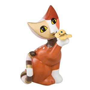 【送料無料】猫 ネコ キャット 置物 rosina wachtmeister tazianarosina wachtmeister cat taziana