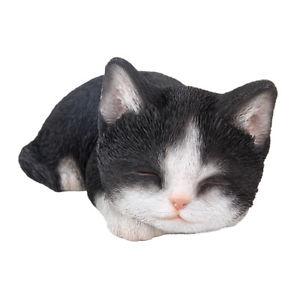 【送料無料】猫 ネコ キャット 置物 ライフサイズ#