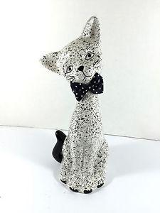 【送料無料】猫 ネコ キャット 置物 スリムインチ