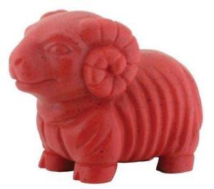 【送料無料】猫 ネコ キャット 置物 サミットレッドエジプトジャスパーsummit red egyptian jasper ram figurine 325034; long statue