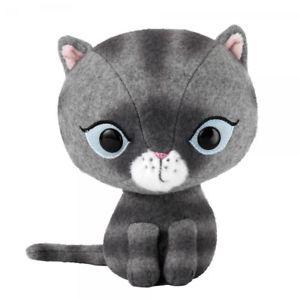 【送料無料】猫 ネコ キャット 置物 コレクションhallmark collection little meow sitting small a28211