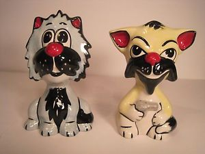 数量は多い  【送料無料】猫 ネコ in キャット 置物 hand hand ベイリーハンドメイドイギリスハンドペイントlorna bailey cat figurines 2 hand made and hand painted in england, エアコンマート神奈川店:f16ed04d --- canoncity.azurewebsites.net