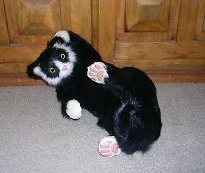 【送料無料】猫 ネコ キャット 置物 ウサギ